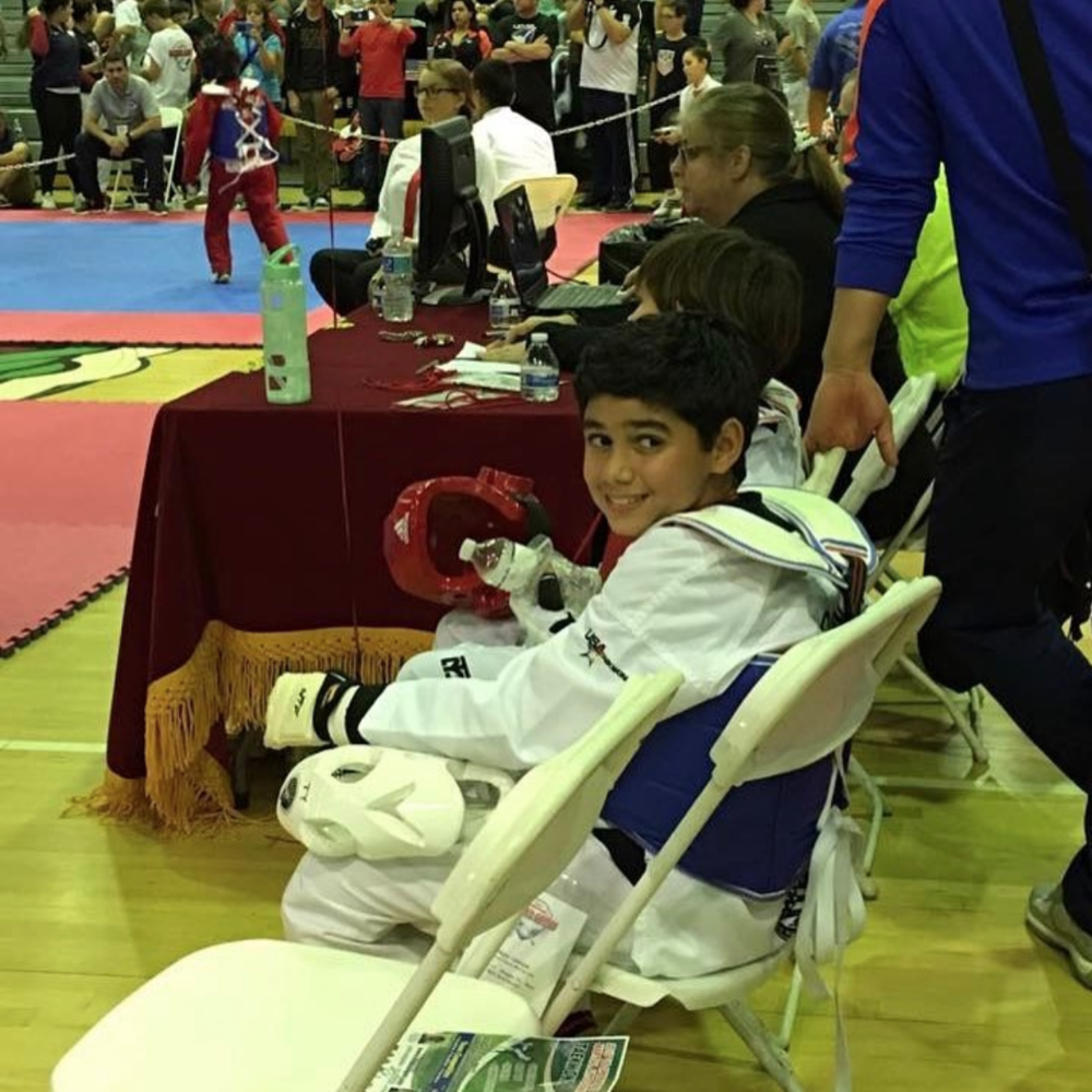 Martial Arts Winter Games South Florida