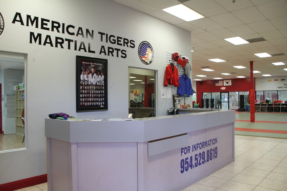 Martial Arts Karate School in Weston
