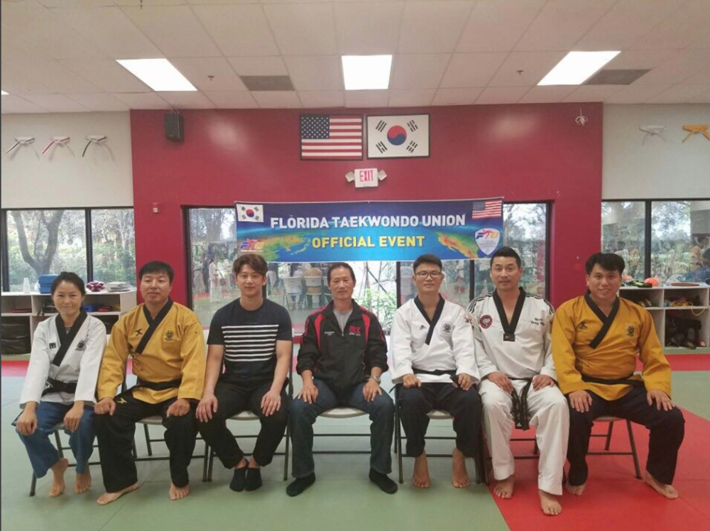 Poomsae Martial Arts Expo South Florida