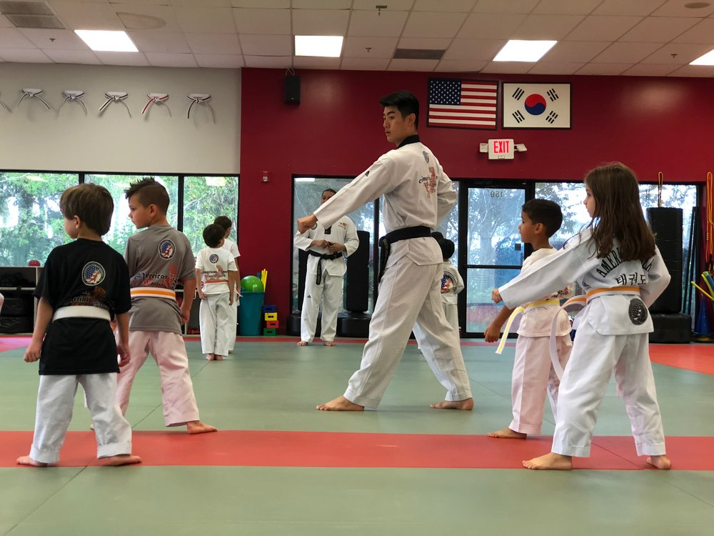 Martial Arts School Weston