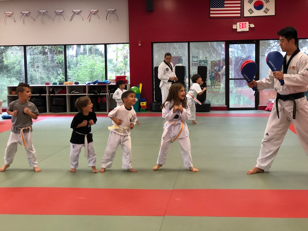 Children Karate Class Weston
