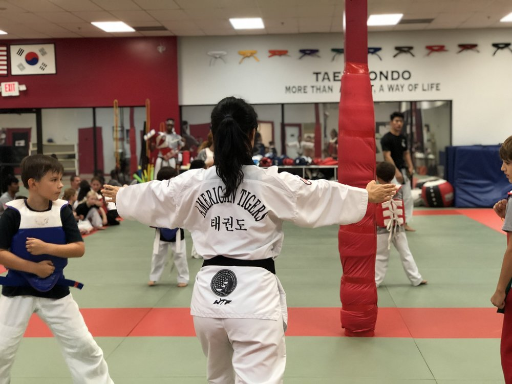 Weston Martial Arts Classes