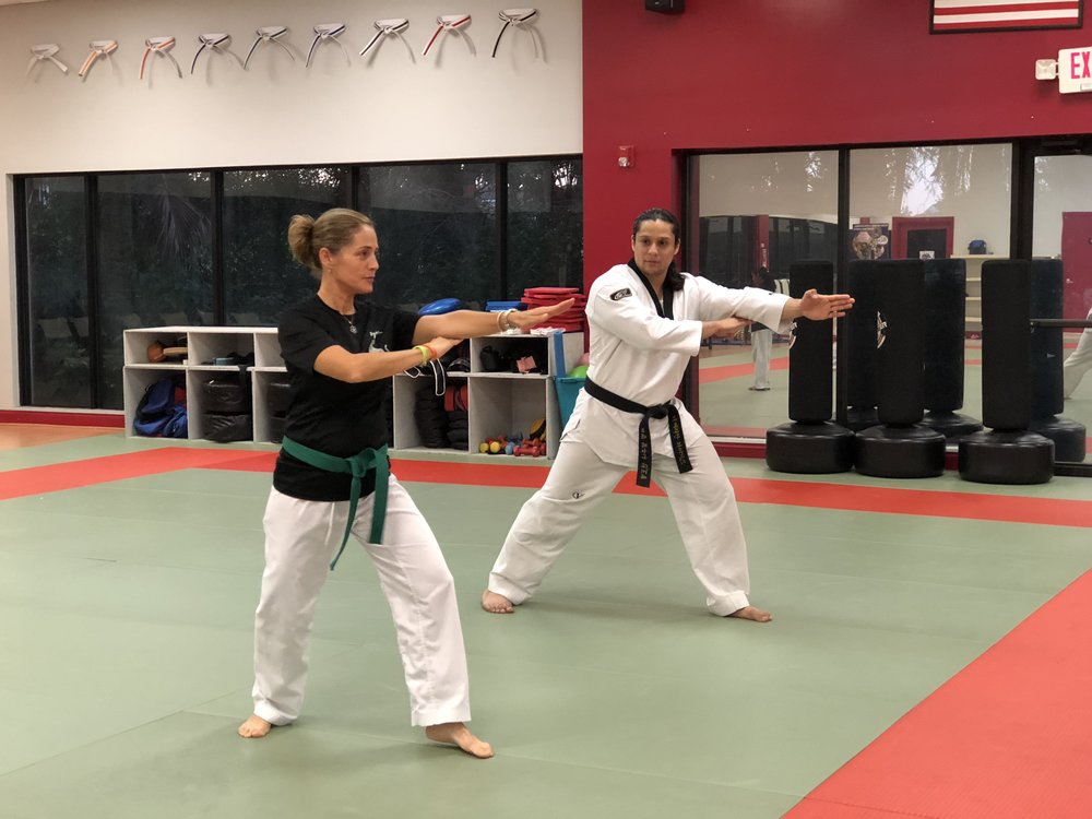 Weston Adult Karate Classes