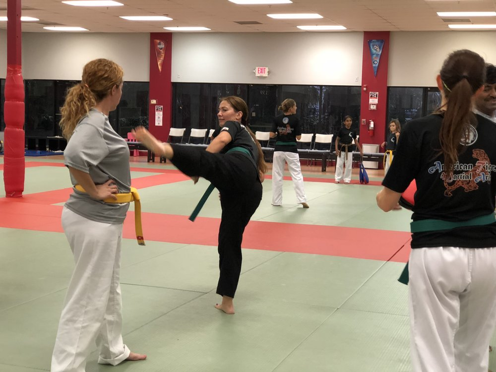Taekwondo Classes Weston