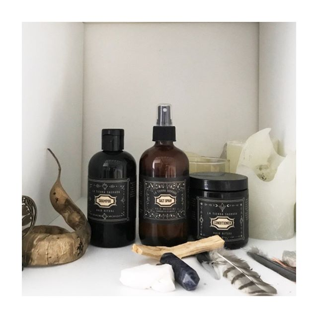 Several brands establish themselves as 'self care'—but what does that really mean?  La Tierra Sagrada products focus on the importance of creating intentional ritual around hair care. Essentially, this means taking time out from our busy schedules and the daily noise around us to create a dedicated space to care for both our hair and our wellbeing.  With this in mind, every product in the line is designed with an intentional Hairemony— a ceremony around our hair and self.. . . . . . . . . . . #greenbeauty #nochemicals #naturalhairproducts #ecofriendlyproducts #nontoxicliving #naturalbeautyproducts #sustainablebeauty #haircaretips #hairrepair #greenbeautyproducts #haircareroutine #organicsalon #healthyscalp #consciousbeauty #hairgrowthoil #hairoils #lowimpactlifestyle #crueltyfreehair #earthconscious #naturalhairproduct #overprocessed #hairstylingproducts #sustainablehaircare #hairritual #latierrasagrada #hairemony #hairritual