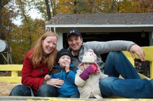 Family Trip to Minnetonka Orchards