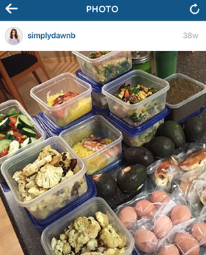 Dawn's Meal Prep