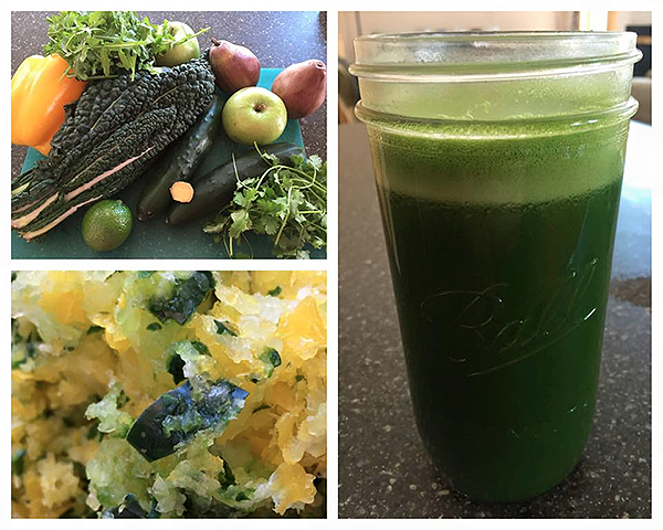 Dawn's Best Green Juice