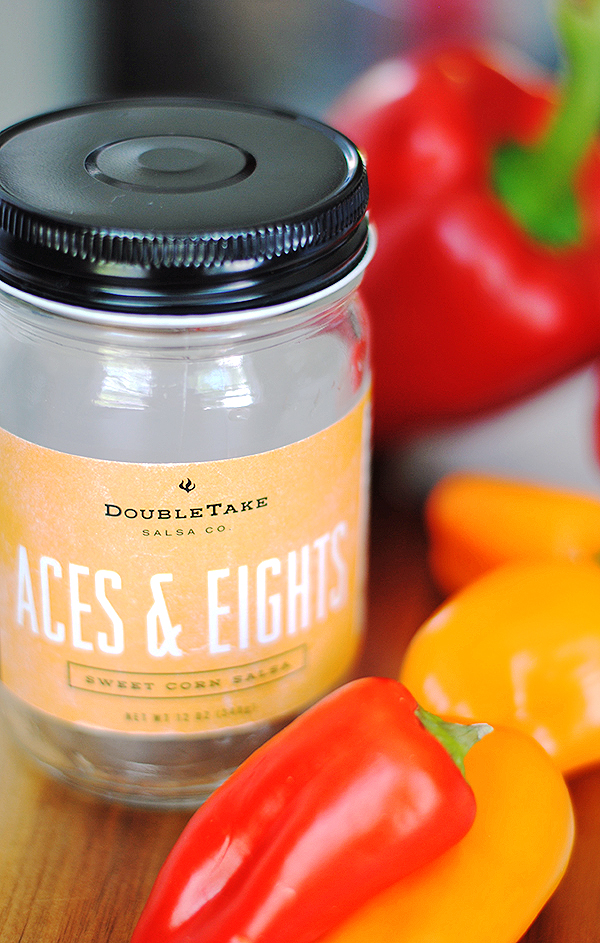 Aces & Eights Salsa from The Herbivorous Butcher