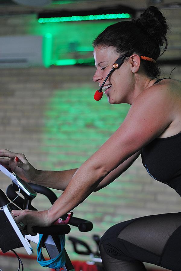Jen Patnode at Torque Cycling