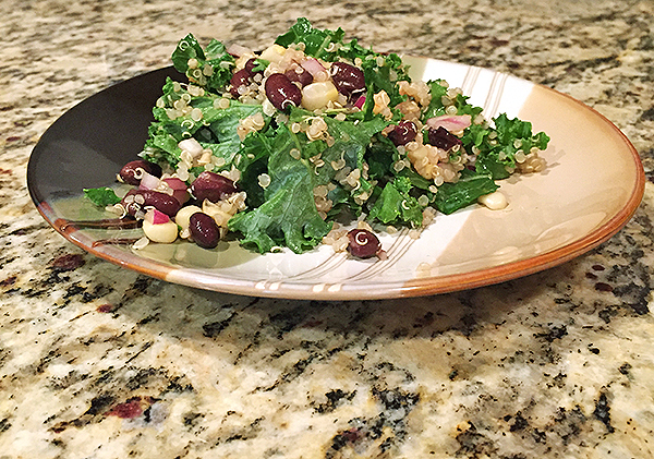 Tiffany's salad