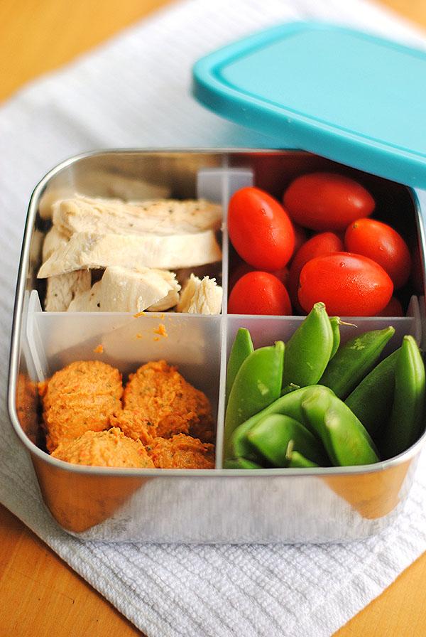 Back-to-school lunch prep week #1