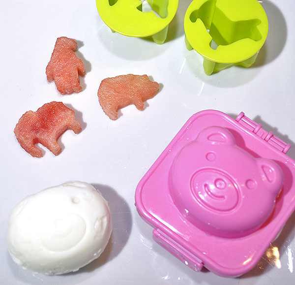 food molds and shape cutters