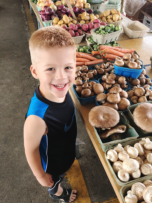 Farmer's Market Minneapolis