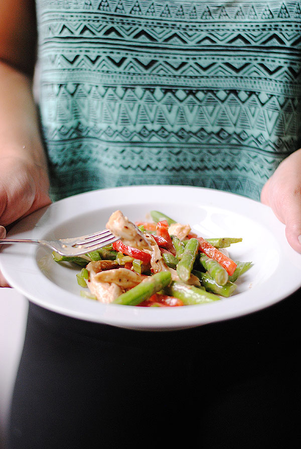 Chinese Chicken Salad by Ina Garten