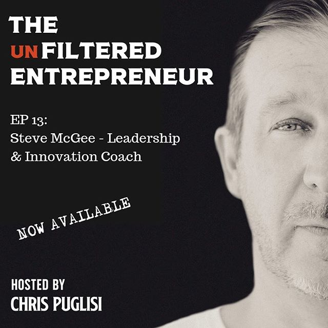 Steve McGee is an author, international speaker and leadership coach who helps established businesses implement the management practices that result in business agility. He's worked with leaders in Japan, Silicon Valley and throughout the globe.  In this episode, we discuss corporate innovation, leadership, and a new, better way of working to enable companies to survive and thrive disruption.  Listen in - link in bio