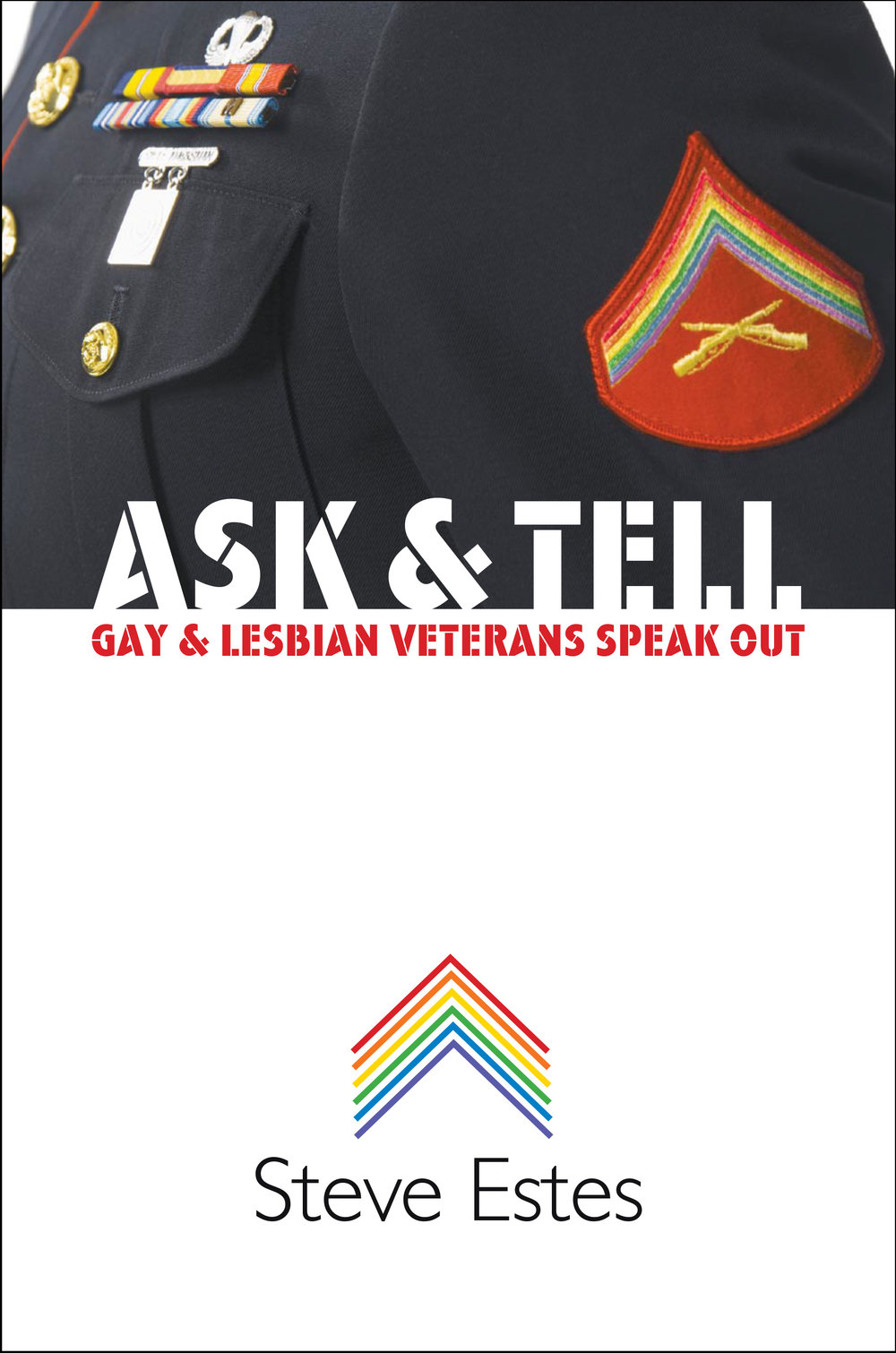 Ask and Tell - Gay Veterans Speak Out - Local actors will be giving voice to the real stories of two gay veterans from Santa Rosa and San Francisco. The script is verbatim oral historical testimony as recorded by Professor Steve Estes at Sonoma State University. The two people share similar struggles and experiences, yet different perspectives and worldview. These are two compelling stories of confronting self-denial and systemic bigotry against the backdrop of self-sacrifice in service of country.Ask and Tell is an important compilation more than 50 interviews with gay and lesbian veterans, offering Americans a new understanding of the value of all the men and women who serve and protect them.