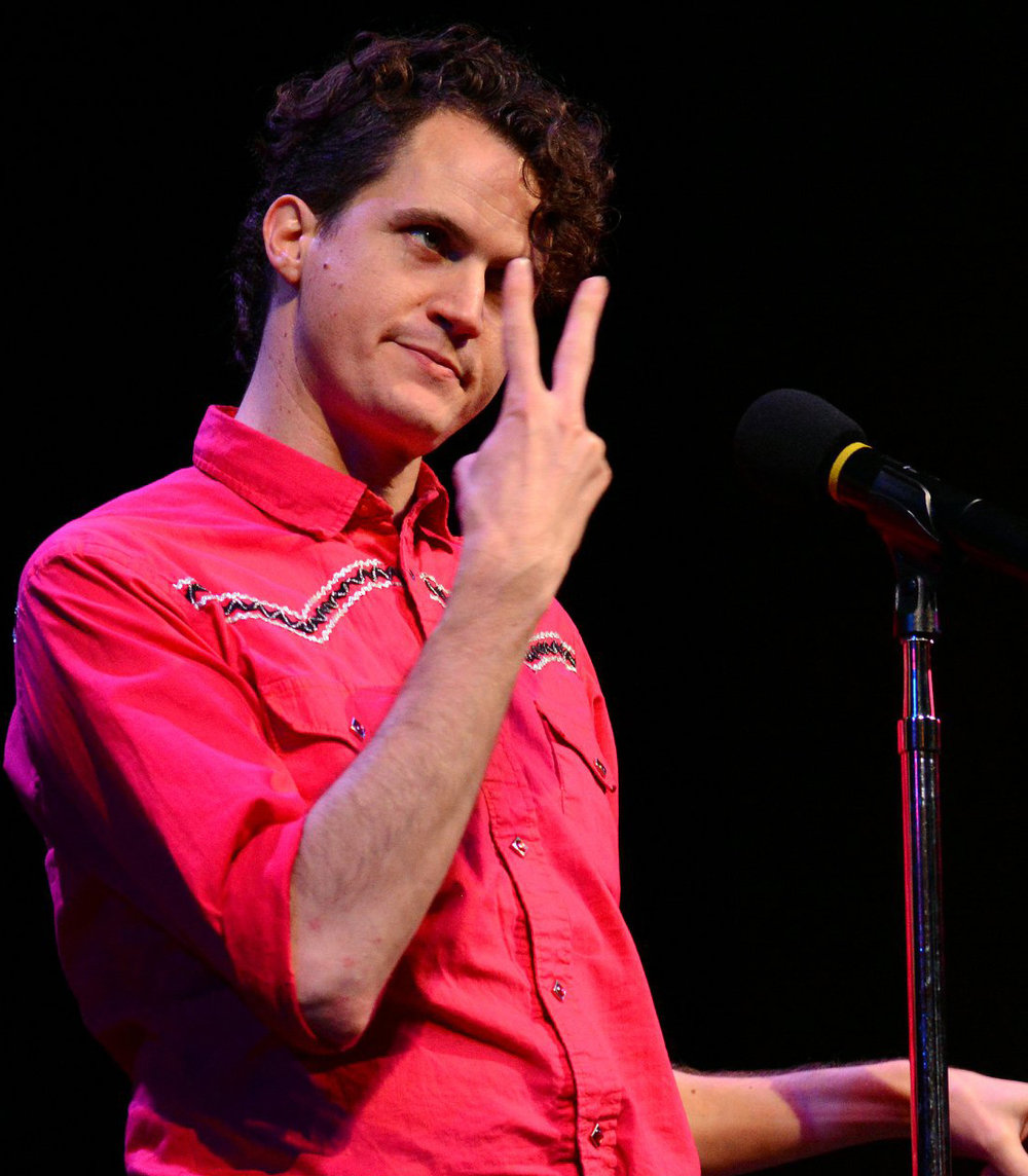 Wonder Dave - Wonder Dave is a comedian and writer from Minneapolis, MN, now living in Northern California. He has toured the country performing at colleges, cabarets, sci-fi and comic conventions, burlesque shows, strip clubs and bowling alleys. He has been featured on the Risk Podcast, Las Culturistas Podcast and is a regular debater on the comedy debate podcast Nerd Rage: The Great Debates. Listen at nerdragepodcast.com His writing has been appeared in several publications including; the UK Guardian, 7x7 Magazine, SF Weekly, and Shit Creek review. Find him online at WonderDave.org and @teamwonderdave on social media.