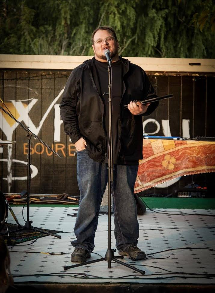 Adam Aragon - Adam Aragon is a poet, comedian, improvisor, writer, blogger and actor from Sonoma County. He's help found two local improv troupes most recently