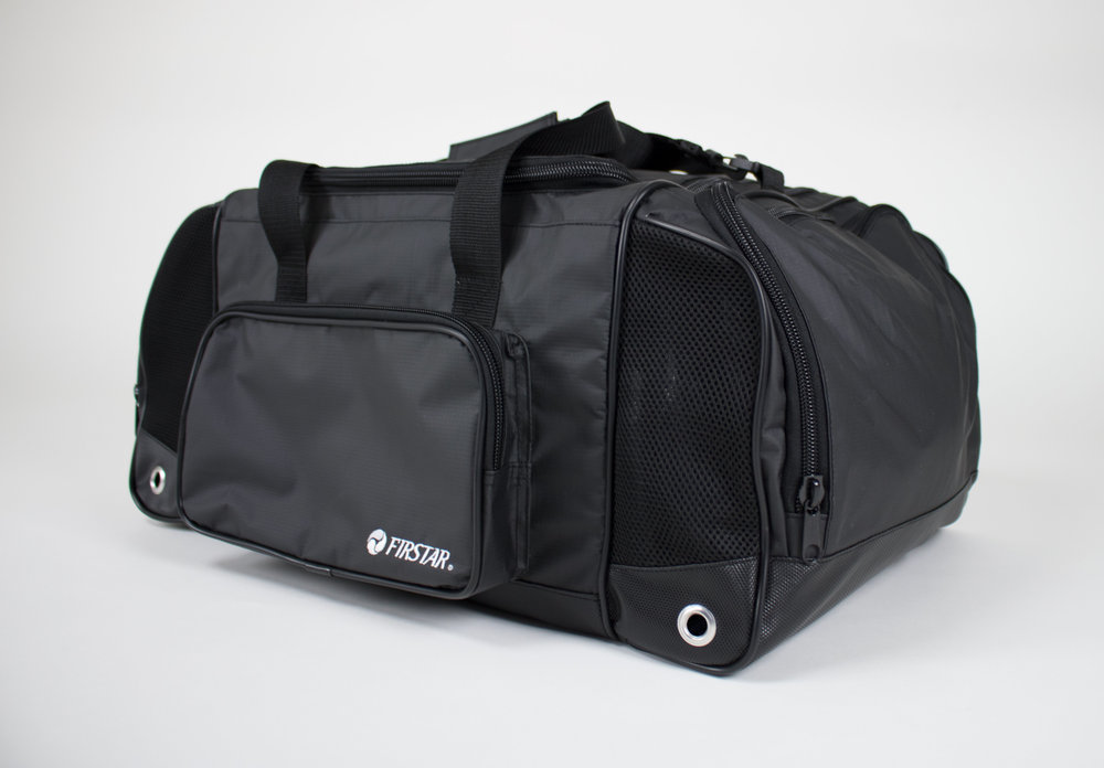 Coaches Bag - This durable tarpaulin bag is ideal for coaches and referees