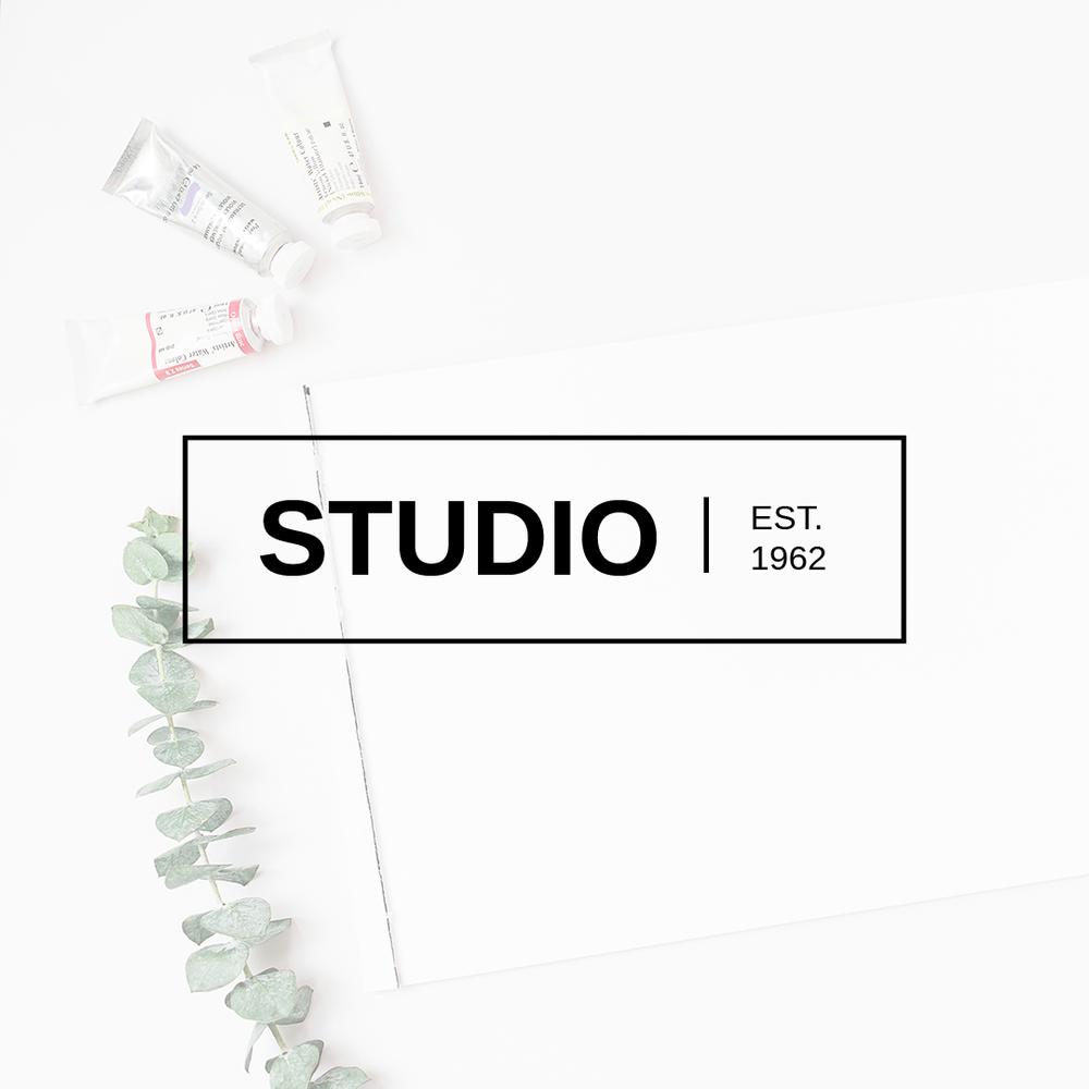 Studio 62 Primary Logo Design