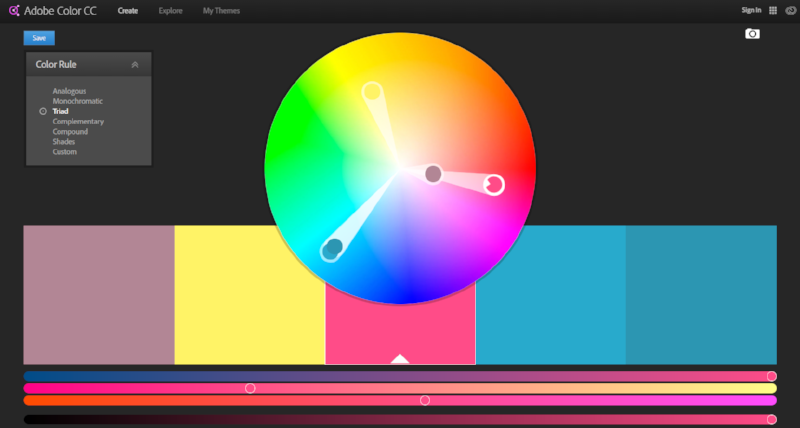 7 Tools I can't design without | adobe color