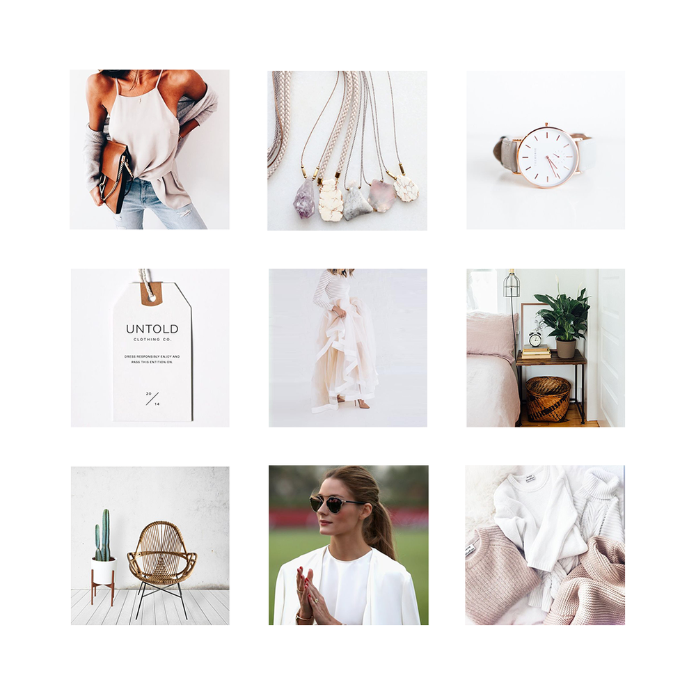 Design Spotlight | Inspiration Board for Styleheir