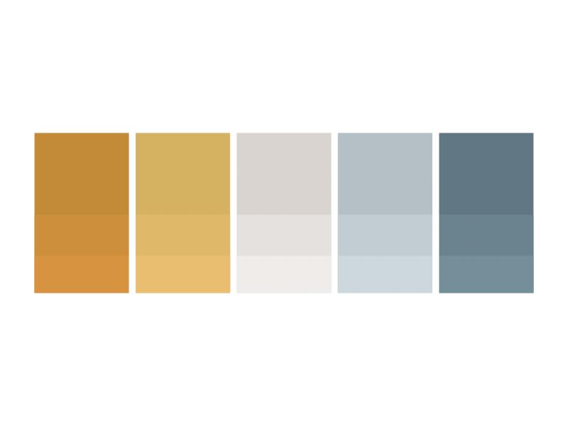 Implement Color Palette   Complete Color Scheme