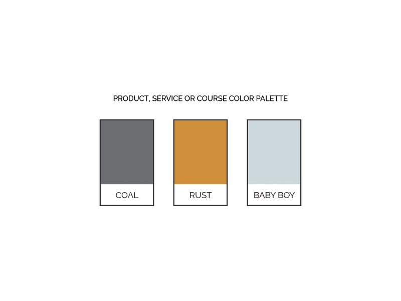 Implement Brand Color Palette   Secondary color palette