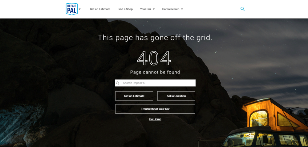 How to Make the Most of Your 404 Error Page in Squarespace | Repair Pal
