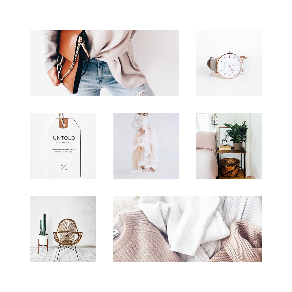 How to Create an Inspiration Board | Styleheir Example