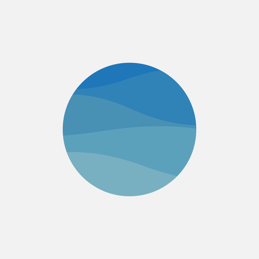 The Rising Tide of Progress, Initial Logo Concept with Jordan Prindle Designs