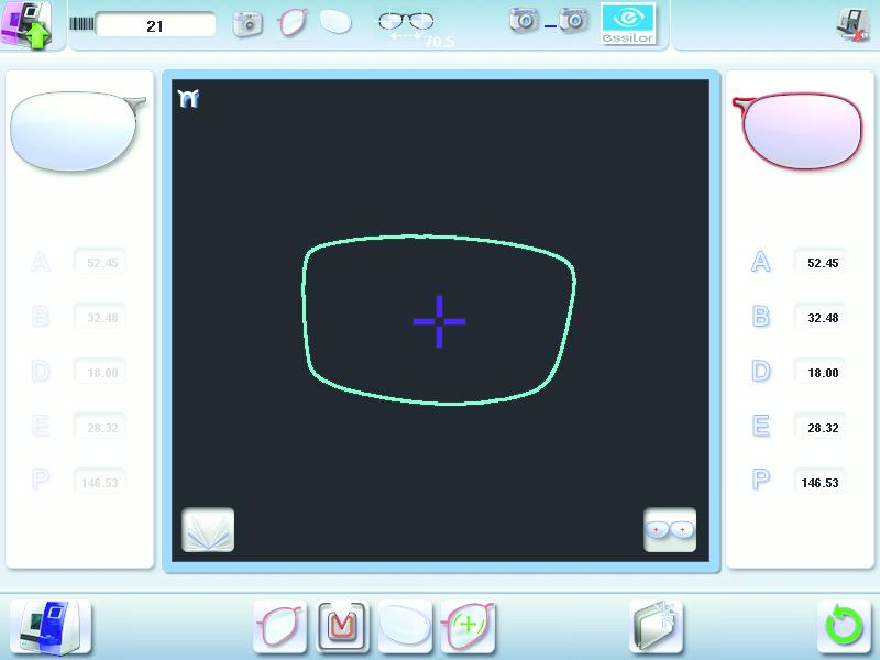 Tracing Screen