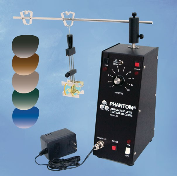Phantom Mdl 85 Auto Lens Tinting Machine