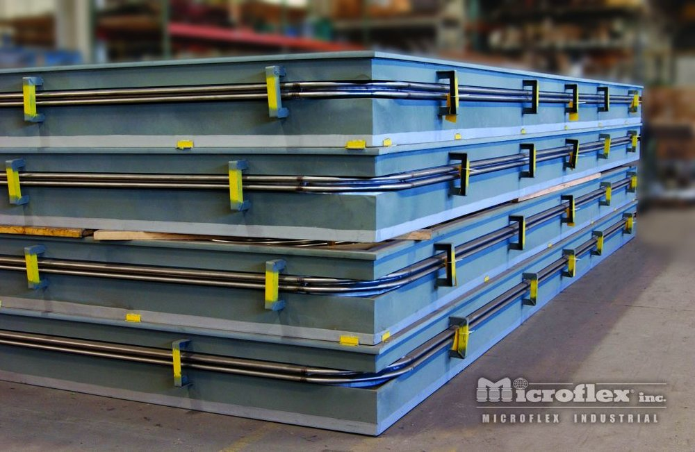 Microflex Rectangular Duct Type Expansion Joints