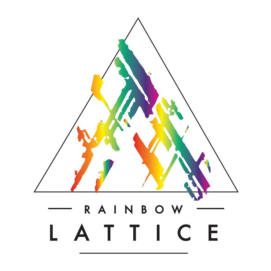 Rainbow Lattice Logo
