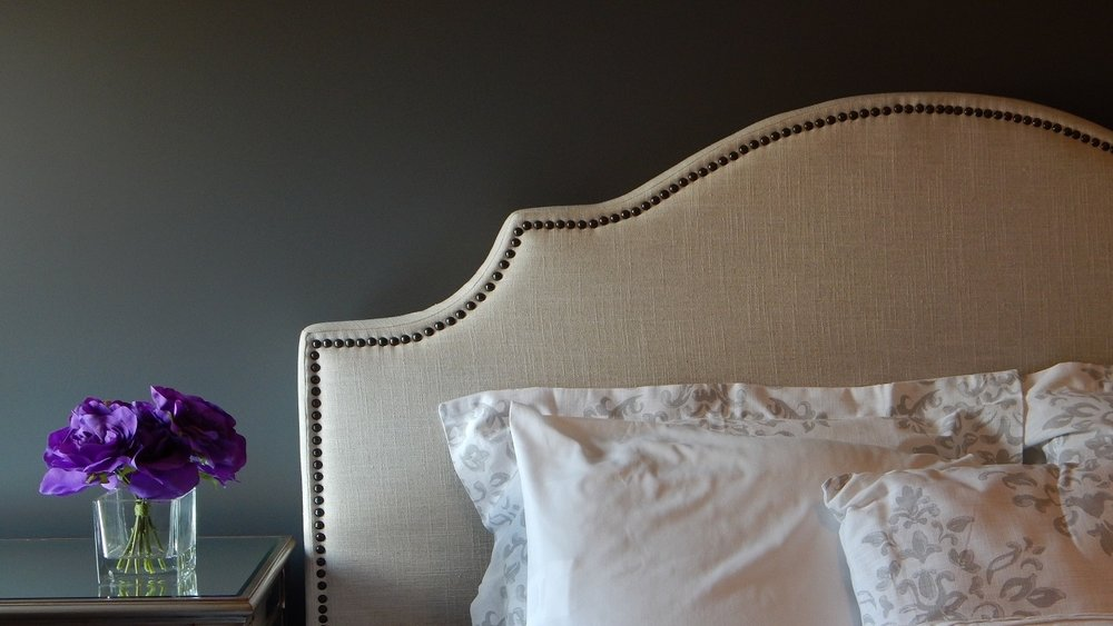 My Guest Room is Elegant Now - The holiday season makes me fret about whether I have the perfect place to house my guests. One visit from Joan had me at ease within minutes. The work she produced was exquisite and makes me feel so proud of my home.-Carol A.