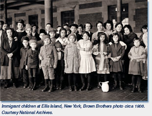 Ellis-Island-Children