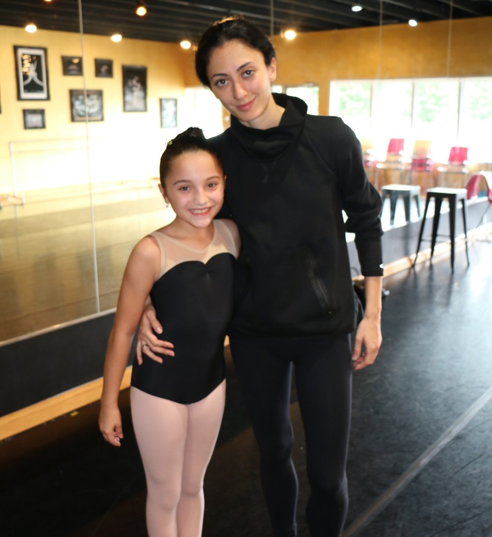 Victoria Jaiani - Lead Dancer for Joffrey Ballet