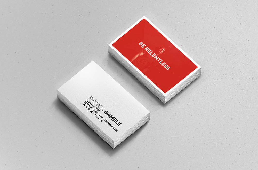 Business Cards — Lux New Media   Squarespace Web Design Specialists