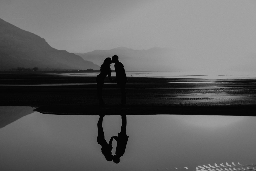 Salt Flats Engagement
