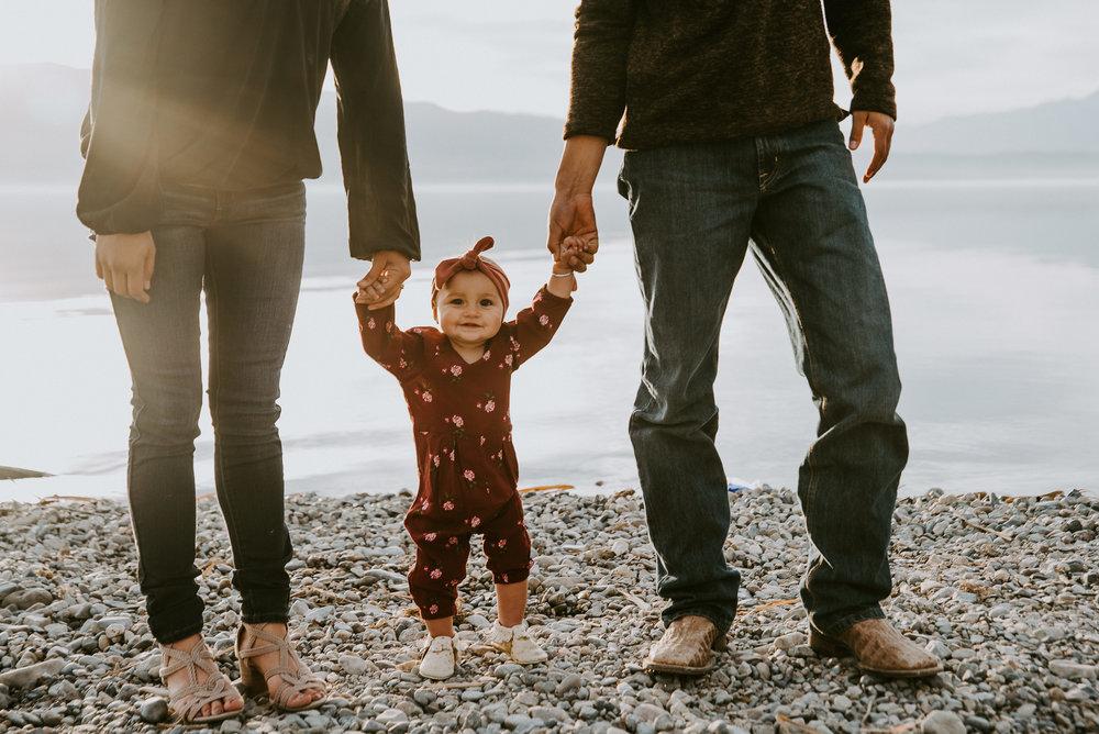Utah Lake Family