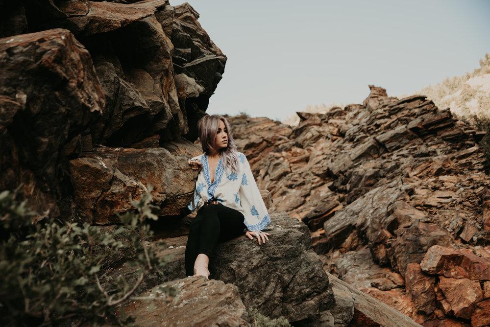 Adventure Senior Photography