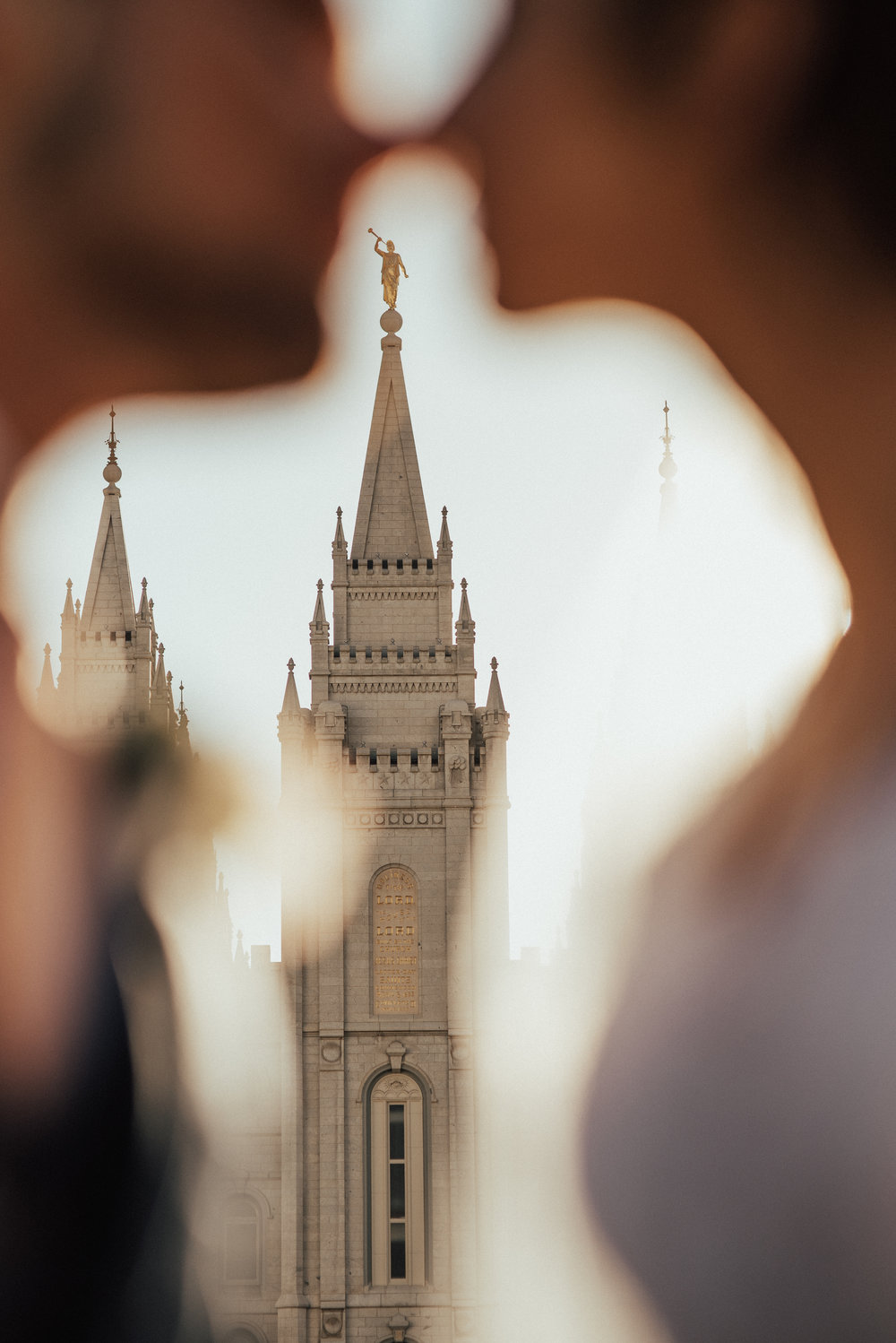Utah Temple Wedding Photographer