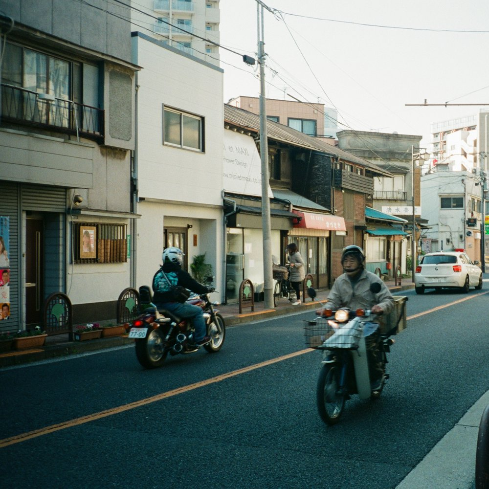 Tokyo for a week  | photo series