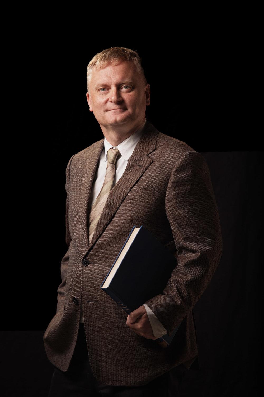 David Leonard -