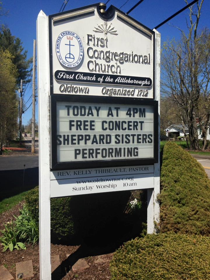 sheppard sisters church sign.JPG