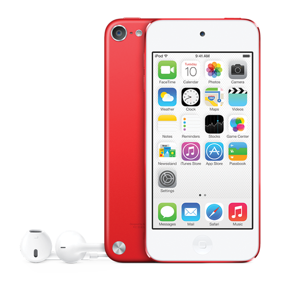 APPLE IPOD TOUCH (MULTIPLE SIZES)  $199.00 - 299.00