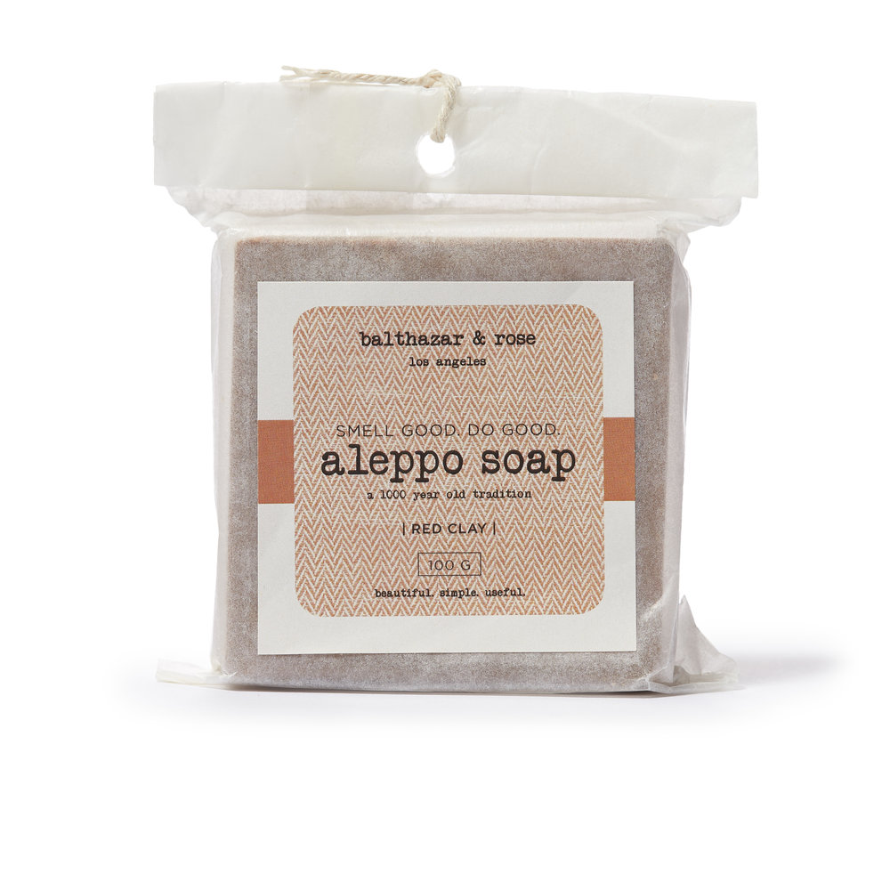 Balthazar & Rose Aleppo Soap  $14.00-18.00