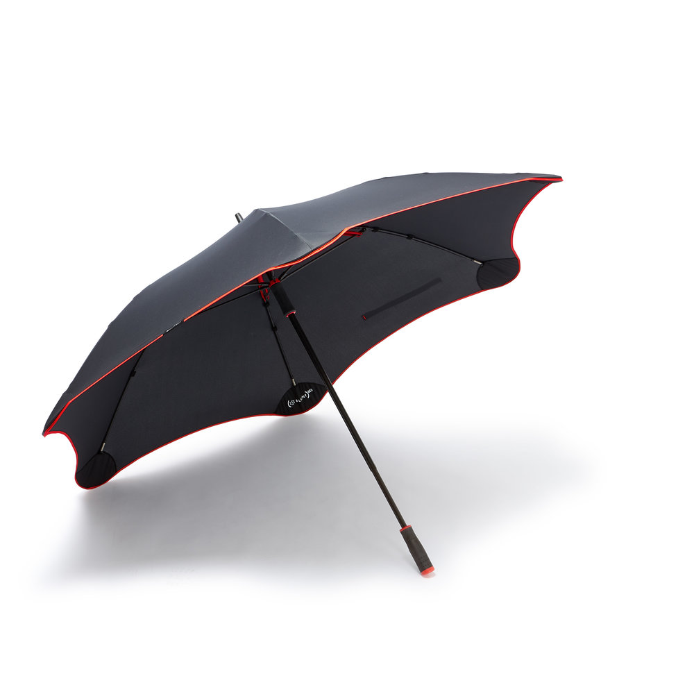 blunt Black & Red Golf Umbrella  $140.00